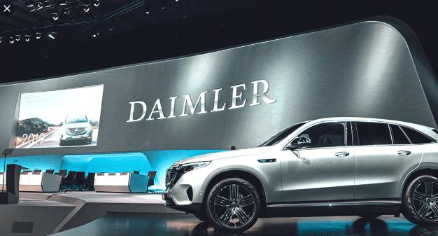 Daimler оштрафовали на 870 миллионов евро за дизель